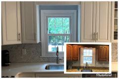 Garnet Valley Home Remodel before & after 1