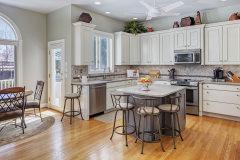 Greenville Kitchen Cabinet Installation 1