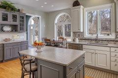 Greenville Kitchen Cabinet Installation 2