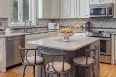 Greenville Kitchen Cabinet Installation 4