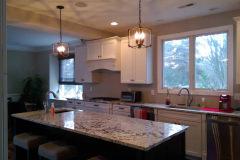 Open Kitchen Floor Plan in Media 3