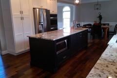 Open Kitchen Floor Plan in Media 7