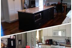 Open Kitchen Floor Plan in Media 6