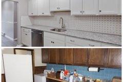 Ashbourne Hills Kitchen Before / After 1