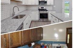 Ashbourne Hills Kitchen Before / After 2