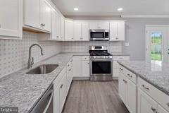 Ashbourne Hills Kitchen 2